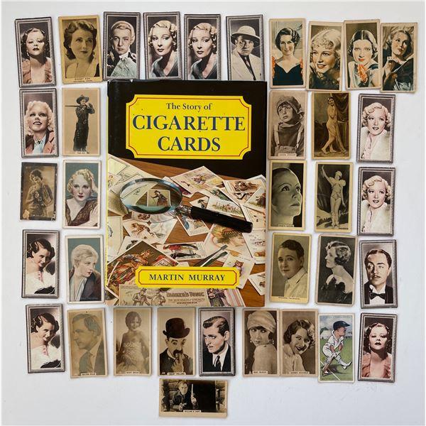 """H. Don Allen Collection - Cigarette Cards. Political """"Funny Money"""", Accumulation of Numismatic Souve"""