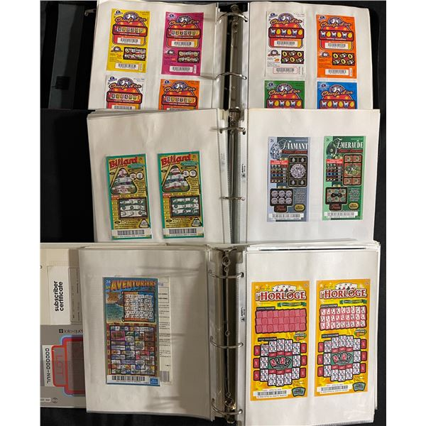 H. Don Allen Collection - Lottery Tickets