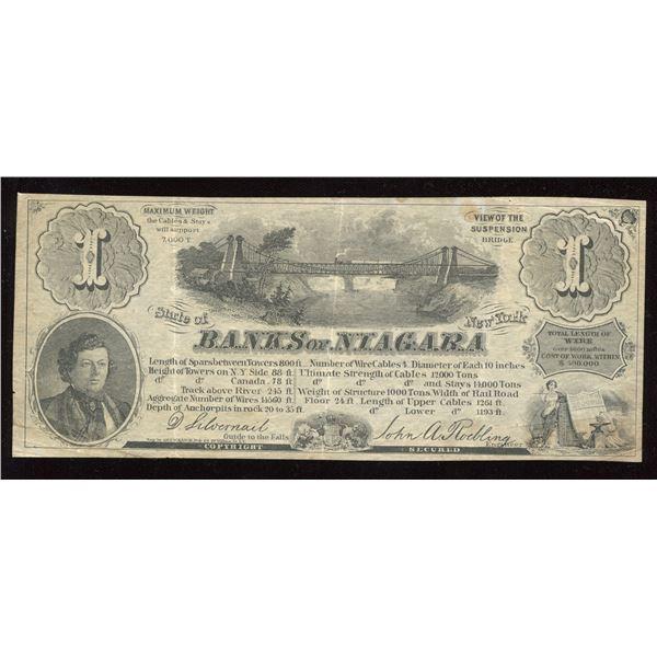 Banks of Niagara Scrip