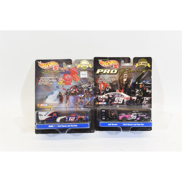 Hot Wheels Pro Racing 1998 / 1999 Pit Crew