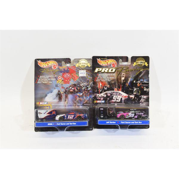 Hot Wheels Pro Racing 1998 / 1999 Pit Crew