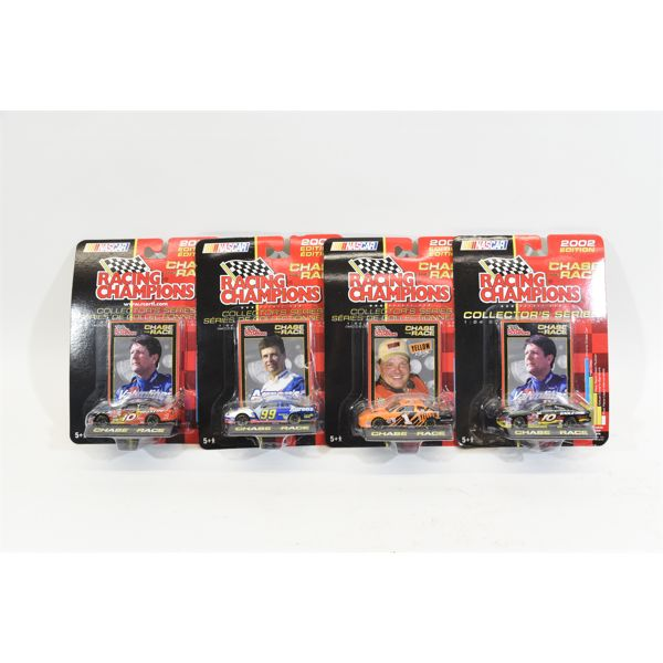 Nascar Race of Champions 1:64 Collectors Series Die Cast