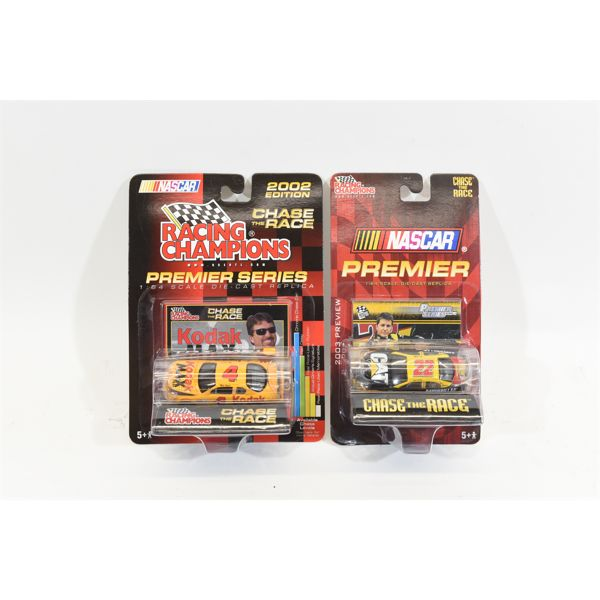 Premier Series 1:64 Scale Die Cast Replicas