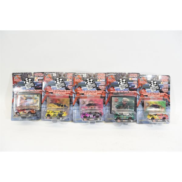 Race of Champions Press Pass 1:64 Scale Die Cast Replica