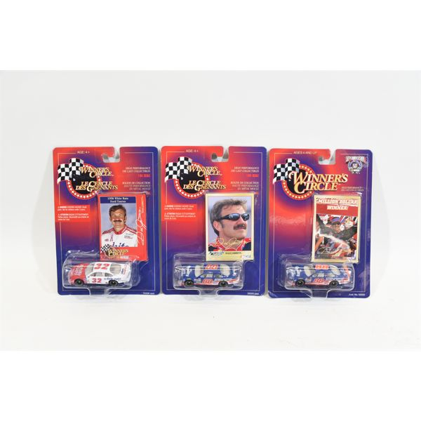 Winner's Circle High Performance Die Cast 1:64 Scale Collectibles