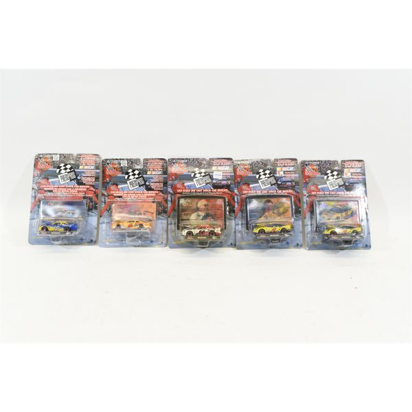 Press Pass Limited Edition 1 of 9999 Produced 1:64 Scale Die Cast Replica Card & Display Included
