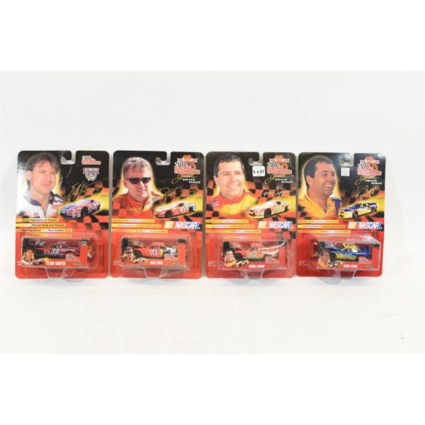 Racing Champions 10 Year Drivers Signature Series