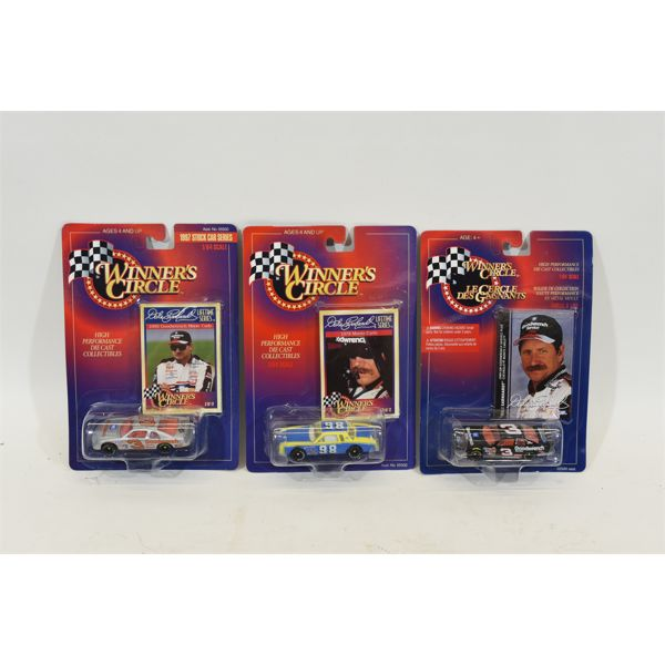 Winner's Circle 1:64 Scale Die Cast Replica Dale Earnhardt
