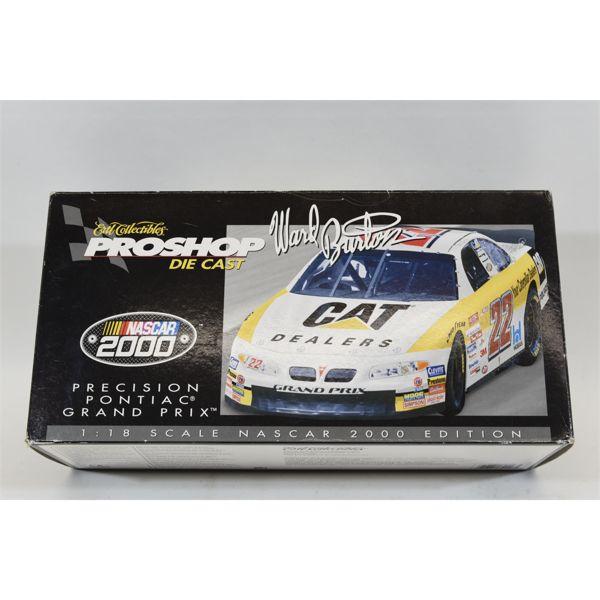 Ertl Collectables Pro Shop Die Cast 1:18 Scale Die Cast NASCAR 2000 Edition