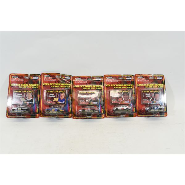 Racing Champions Collectors Series 1:64 Scale Die Cast Replica NASCAR