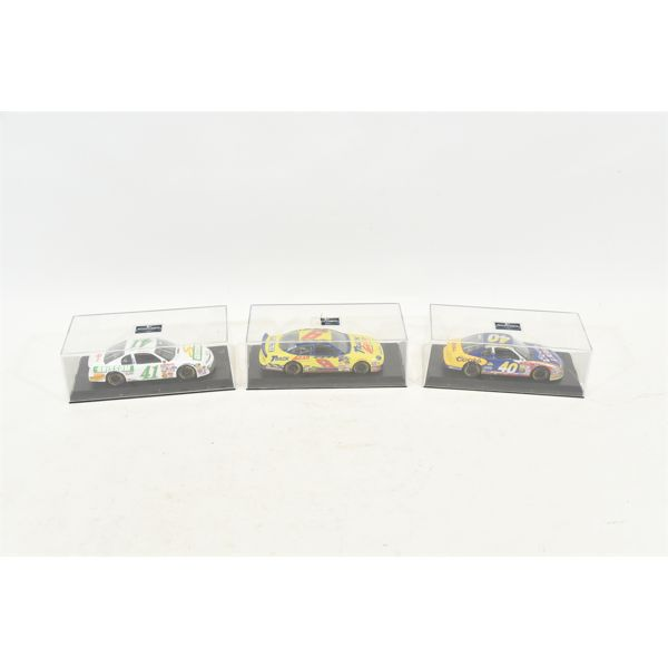 Dimension 4 NASCAR 1:43 Scale Die Cast Replicas in Original Cases