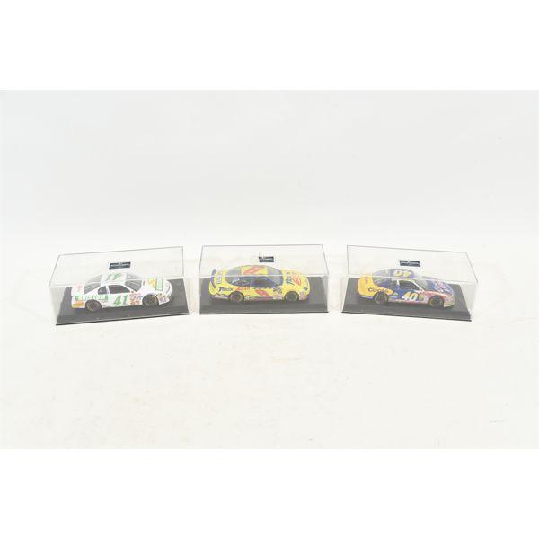 Dimension 4 NASCAR 1:43 Scale Die Cast Replicas in Original Cases