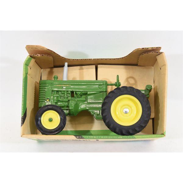 John Deere Model M Tractor No. 540
