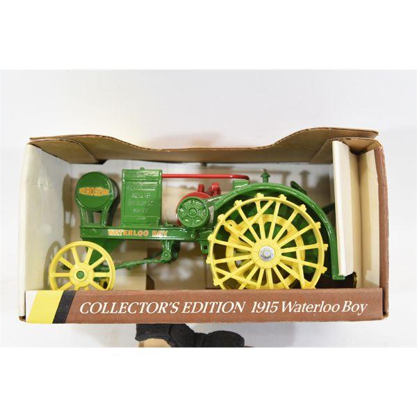 John Deere 1915 Model R Waterloo Boy Tractor No. 559