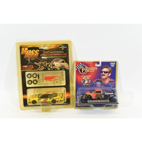 NASCAR 1:43 Scale Die Cast in Original Packaging