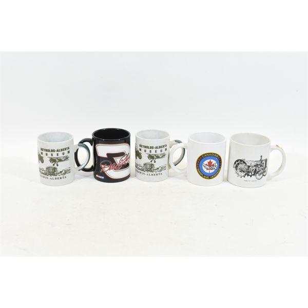 Box Lot Coffee Mugs