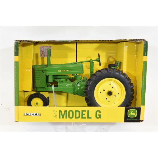 John Deere 1947 Model G Tractor No. 45345