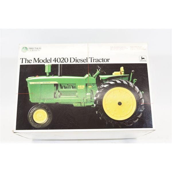 John Deere Model 4020 Diesel Tractor No. 5638
