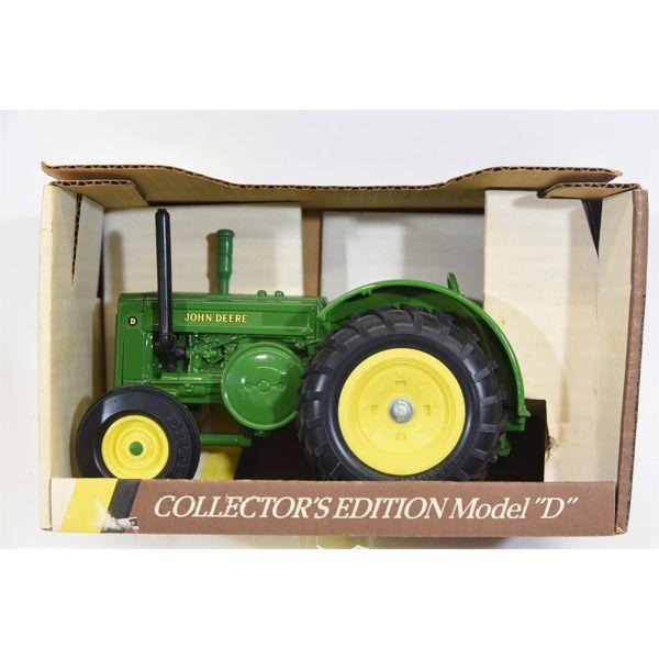 John Deere Model D Tractor No. 5596