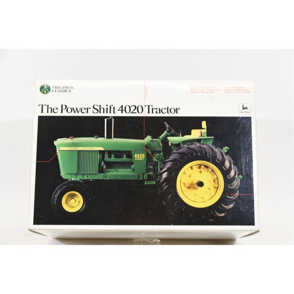 John Deere Power Shift 4020 Tractor No. 5549