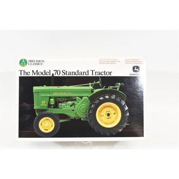 John Deere Model 70 Standard Tractor No. 15366
