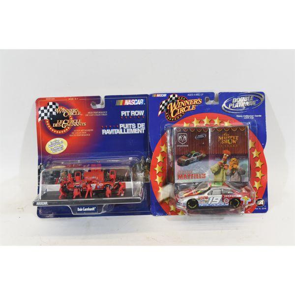 Winners Circle NASCAR 1:64 Scale Die Cast Replica in Original Packaging