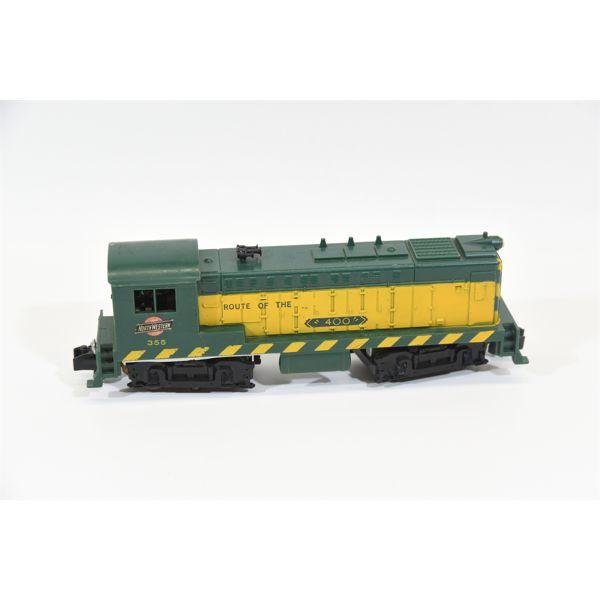 American Flyer Locomotive S Scale