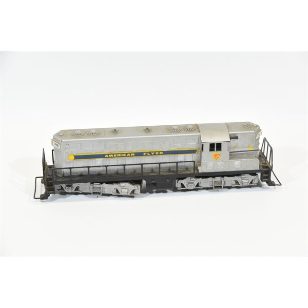 American Flyer S Scale Locomotive