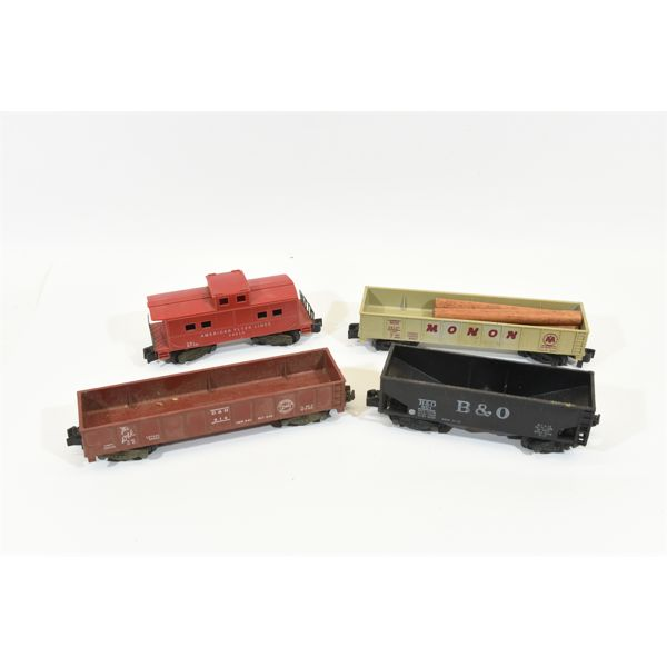 American Flyer Rolling Stock S Scale
