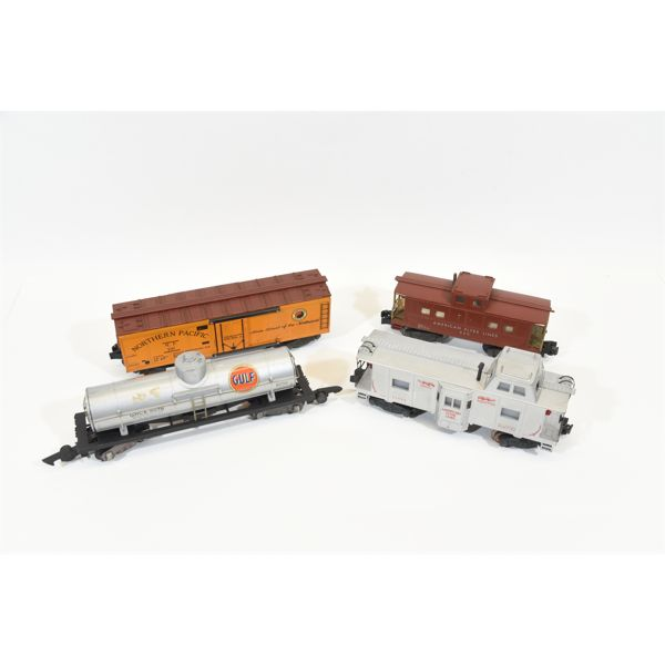 American Flyer S Scale Rolling Stock