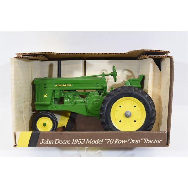 John Deere 1953 Model 70 Row-Crop Tractor