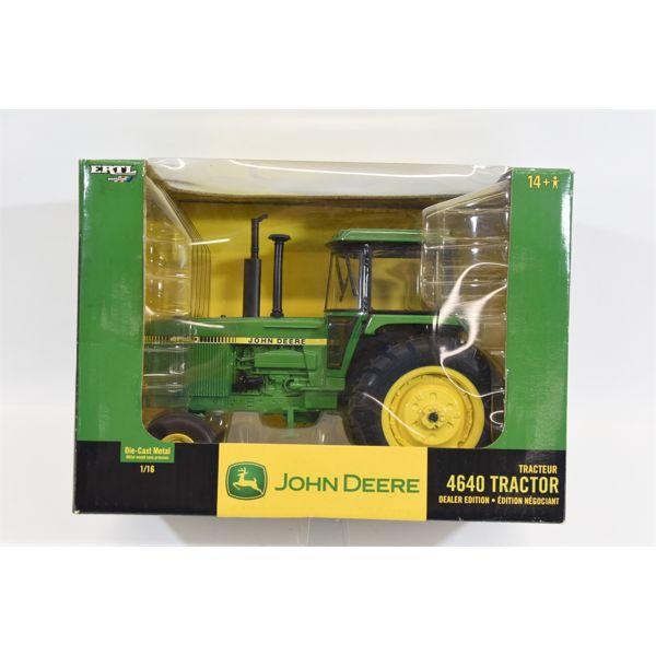 John Deere Model 4640 Tractor Dealer Edition