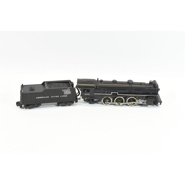 American Flyer A.C. Gilbert Co. S Scale Locomotive