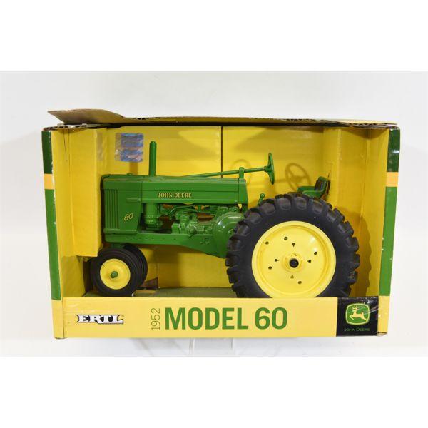 1952 John Deere Model 60 Tractor