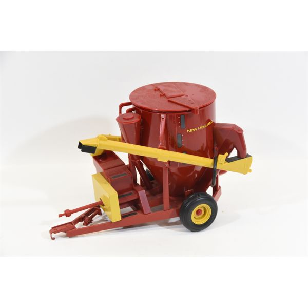 Farm Tractor New Holland Grinder Mixer Mill