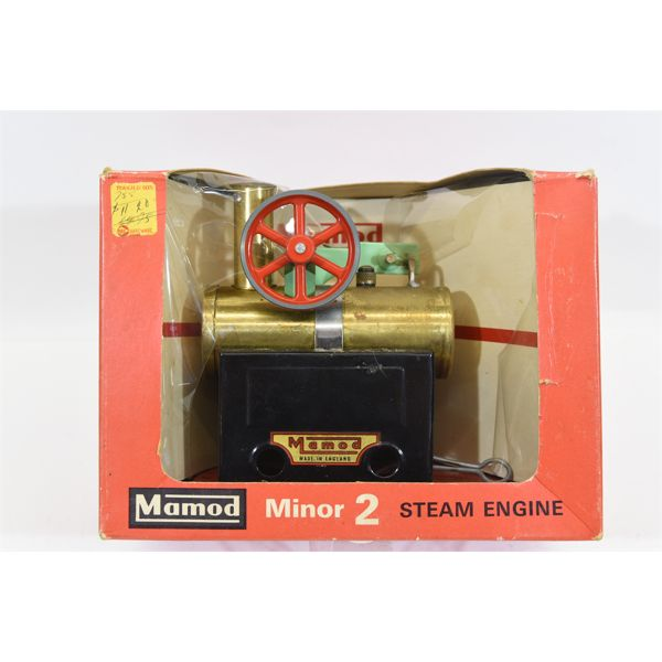 Model Steam Engine Mamod Minor 2