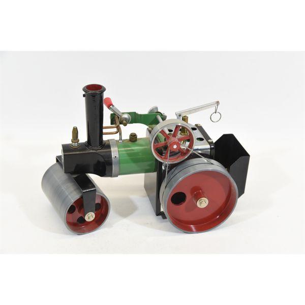Vintage Mamod Steam Engine Steamroller Roller