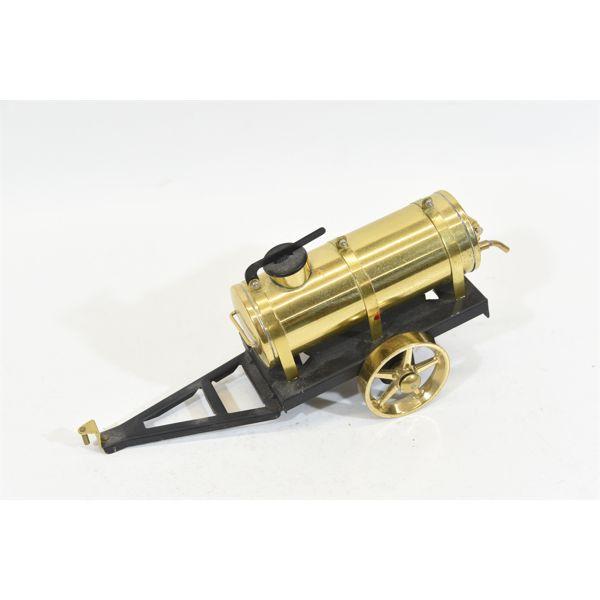 Wilesco A386 Brass & Black Water Cart