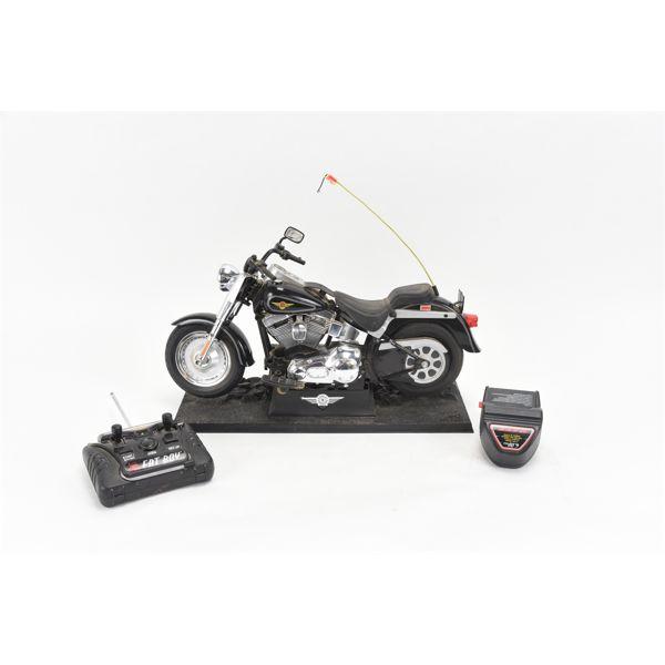 Harley Davidson Remote Control Motorcycle