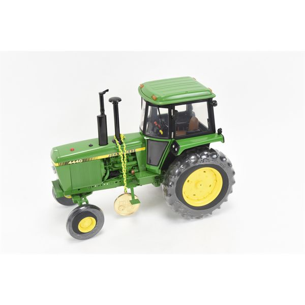 John Deere 4440 Precision Classics Die Cast Replica Tractor 1/16 Scale