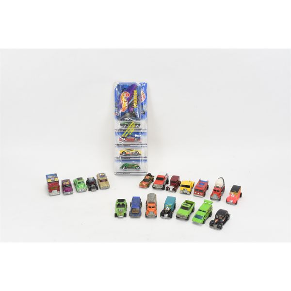 Hot Wheels 2000 Collection 4 Pack Sealed & Loose