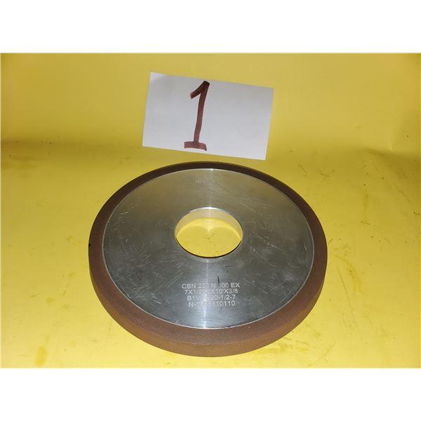 "Diamond Wheel 7"" x 1/2"" x 2"""