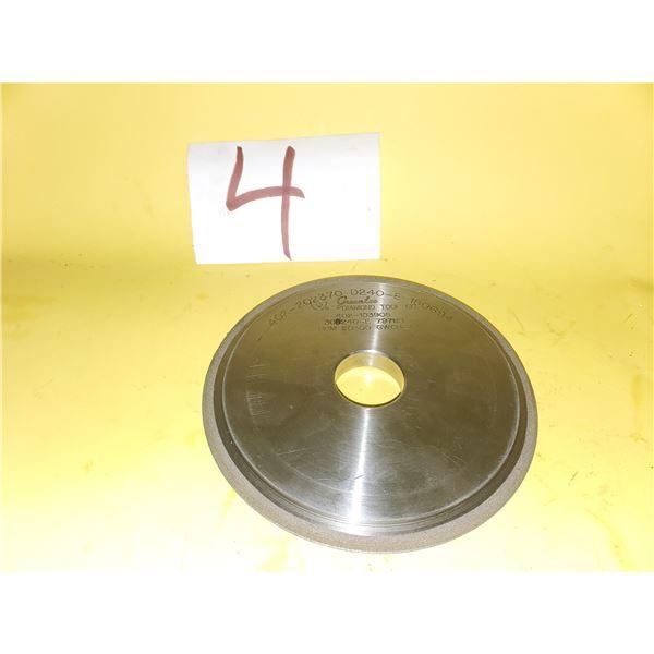 "GreenLee Diamond Wheel 6"" x 1""1/4"
