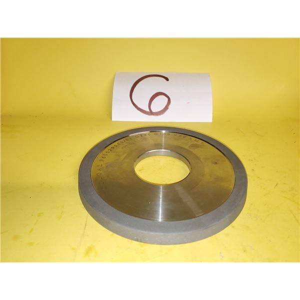 "ToolGal Diamond Wheel 6"" x 1/2"" x 2"""