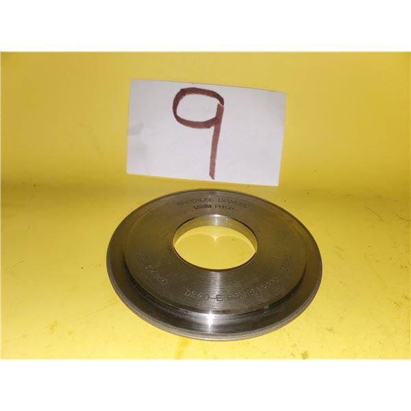 "GrenLee Diamond Wheel 5"" x 1/8"" x 2""   1.5mm Pitch"
