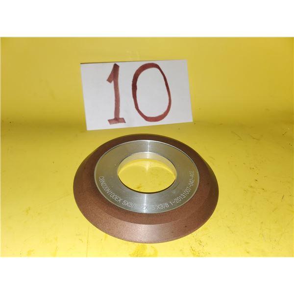 "Minicut Diamond Wheel 5"" x 3/8"" x2"""