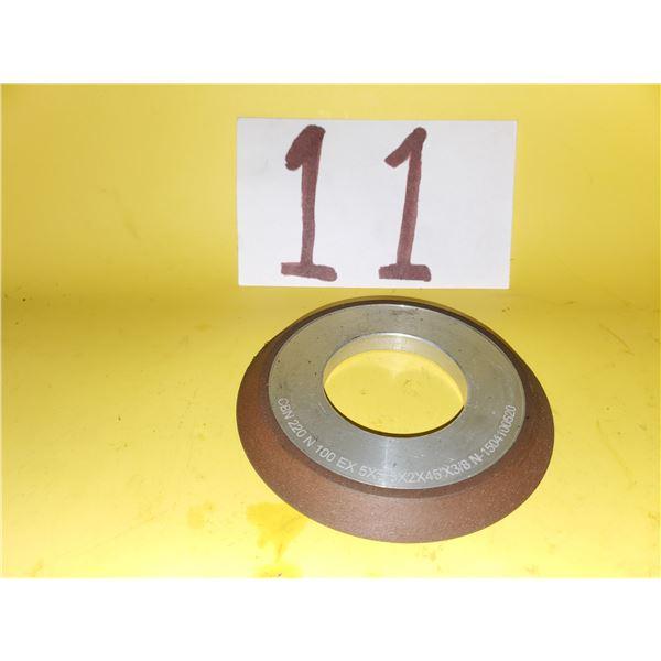 """Minicut CBN Wheel 4""""1/2 x 1/2"""" x 2"""""""