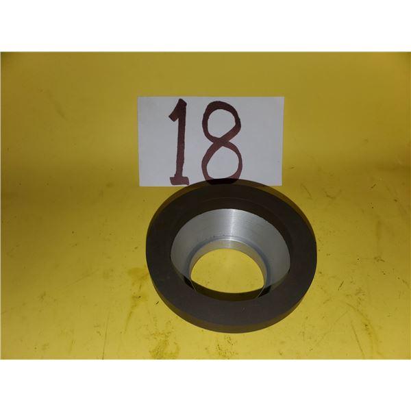 Diamond Cup Wheel 100mm x 44.5mm x 50.8mm x 9.5mm x 12.7mm
