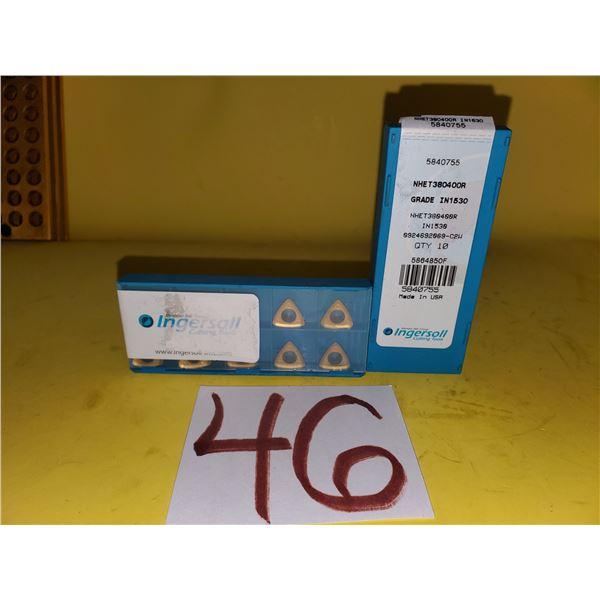 Ingersoll Insert NHET 380400R IN1530