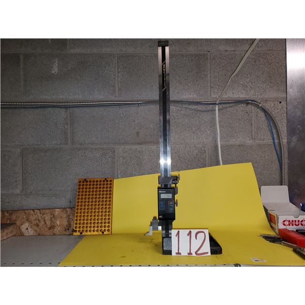 """Mitutoyo Digimatic Height Gage HDS 0-24"""""""